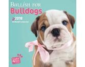 Bulldogge Welpen Studio - Hundekalender 2018 by BrownTrout