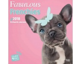 Französische Bulldogge - Hundekalender 2018 by BrownTrout