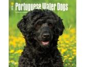 Bekleidung & AccessoiresOutdoor-Westen - mit DummytaschePortugiesischer Wasserhund - Hundekalender 2018 by BrownTrout