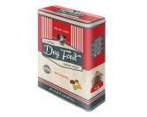 Pfotenschild Vintage Blechdose: Dog Biscuits 4 Liter