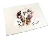 Socken mit TiermotivSocken mit HundemotivHandtuch: Dalmatiner 50 x 100 cm