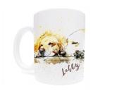 Leben & WohnenKissen & KissenbezügeTasse Hunderasse: Labrador Retriever
