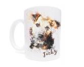 RestpostenTasse Hunderasse: Jack Russell Terrier