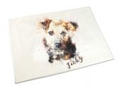 T-ShirtsHunderassen T-ShirtsHandtuch: Jack Russell Terrier 50 x 100 cm