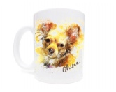 Bekleidung & AccessoiresHundesportwesten mit Hundemotiven inkl. Rückentasche MIL-TEC ®Tasse Hunderasse: Chihuahua 2
