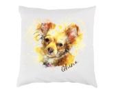 Socken mit TiermotivSocken mit HundemotivKissenbezug: Chihuahua 2
