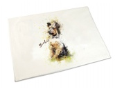 Tiermotiv TassenTassen HunderassenHandtuch: Yorkshire Terrier