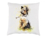 Bekleidung & AccessoiresHundesportwesten mit Hundemotiven inkl. Rückentasche MIL-TEC ®Kissenbezug: Yorkshire Terrier
