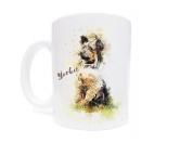 Taschen & RucksäckeCanvas Tasche HunderasseTasse Hunderasse: Yorkshire Terrier
