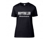Für TiereDummies & ApportierhilfenHundesport T-Shirt -Mantrailer-
