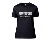 Für TiereSpielzeuge für HundeHundesport T-Shirt Damen -Mantrailer-