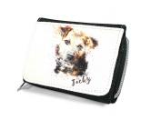 T-ShirtsHunderassen T-ShirtsHunde Portrait Geldbörse - Jack Russell Terrier