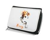Bekleidung & AccessoiresHundesportwesten mit Hundemotiven inkl. Rückentasche MIL-TEC ®Hunde Portrait Geldbörse - Beagle