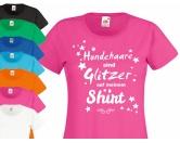 Magnet SchmuckEnergy and Life MagnetschmuckHundespruch T-Shirt: Hundehaare sind Glitzer auf meinem Shirt Einzelstück