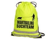 Hundespruch KollektionenKollektion -Mantrailing-Hundesport Rucksack Turnbeutel: Mantrailing 3