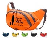Für TiereHalstücher für HundeHundesport Bauchtasche Fun: Never walk alone 2