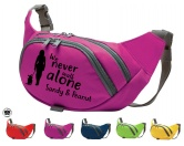Hundedecken & KissenDRY-BED® & Profleece - TierunterlagenHundesport Bauchtasche Fun: Never walk alone 2