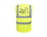 Für MenschenUNSERE BESTSELLERHundesport Warnweste Sicherheitsweste: Never walk alone 4