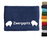 Für MenschenHundekalender 2020Handtuch: Zwergspitz Pomeranian Pomeraner
