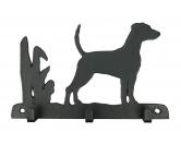 Taschen & RucksäckeCanvas Tasche HunderasseDeutscher Pinscher Leinengarderobe - Schlüsselbrett