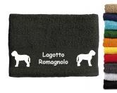 Taschen & RucksäckeCanvas Tasche HunderasseHandtuch: Lagotto Romagnolo