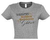 Bekleidung & AccessoiresFan-Shirts für HundefreundeHundespruch T-Shirt: Das sind keine Hundehaare, das ist Golden Retriever Glitzer EINZELSTÜCK 2XL schwarz