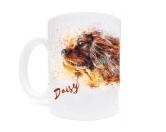 Socken mit TiermotivSocken mit HundemotivTasse Hunderasse: Cavalier King Charles Spaniel