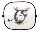 Bekleidung & AccessoiresSchals für TierfreundeSonnenschutz-Blende: Husky