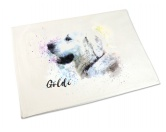 T-ShirtsHunderassen T-ShirtsHandtuch: Golden Retriever 2 50 x 100 cm