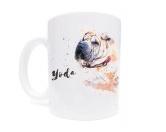 Für MenschenAuto-SonnenschutzTasse Hunderasse: Shar Pei
