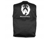 Schmuck & AccessoiresHunderassen Schmuck AnhängerBobtail - Hundesportweste mit Rückentasche MIL-TEC ®