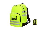 Bekleidung & AccessoiresWarnwesten & SicherheitswestenHundesport Rucksack Reflex: Mantrailing 3