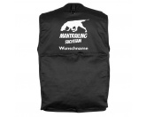 Für Menschen% SALE %Mantrailing 6 - Hundesportweste mit Rückentasche MIL-TEC ®