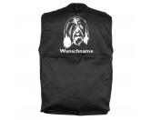 Socken mit TiermotivSocken mit HundemotivTibet Terrier - Hundesportweste mit Rückentasche MIL-TEC ®