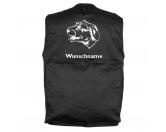 AusstellungszubehörHunderassen Ringclips vergoldetIrish Wolfhound - Hundesportweste mit Rückentasche MIL-TEC ®