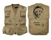 Taschen & RucksäckeCanvas Tasche HunderasseZ3-American Wolfdog - Hundesportweste mit Rückentasche MIL-TEC ®