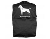 Backformen & ZubehörAusstechförmchen HundeDeutscher Pinscher - Hundesportweste mit Rückentasche MIL-TEC ®