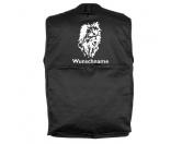 Bekleidung & AccessoiresHundesportwesten mit Hundemotiven inkl. Rückentasche MIL-TEC ®Berger des Pyrénées - Hundesportweste mit Rückentasche MIL-TEC ®