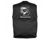 Socken mit TiermotivSocken mit HundemotivBorder Terrier - Hundesportweste mit Rückentasche MIL-TEC ®