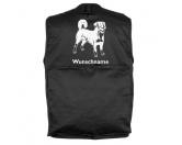 Taschen & RucksäckeCanvas Tasche HunderasseAppenzeller Sennenhund - Hundesportweste mit Rückentasche MIL-TEC ®