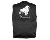 Tierkalender 2019Hundekalender 2019Portugiesischer Wasserhund - Hundesportweste mit Rückentasche MIL-TEC ®