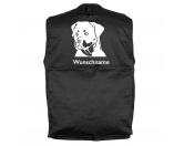 Weihnachten & GeburtstageWeihnachtsartikelRottweiler 1- Hundesportweste mit Rückentasche MIL-TEC ®