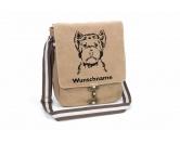 Bekleidung & AccessoiresHundesportwesten mit Hundemotiven inkl. Rückentasche MIL-TEC ®West Highland White Terrier 2 Canvas Schultertasche Tasche mit Hundemotiv und Namen