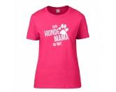 Für MenschenNostalgische GeschenkartikelHundespruch T-Shirt: Beste Hundemama der Welt Damen