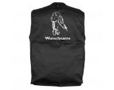 Socken mit TiermotivSocken mit HundemotivIrish Setter - Hundesportweste mit Rückentasche MIL-TEC ®