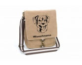Bekleidung & AccessoiresHundesportwesten mit Hundemotiven inkl. Rückentasche MIL-TEC ®Oesterreichischer Pinscher Canvas Schultertasche Tasche mit Hundemotiv und Namen