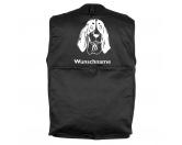Taschen & RucksäckeCanvas Tasche HunderasseAriégeois - Hundesportweste mit Rückentasche MIL-TEC ®