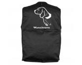 Taschen & RucksäckeBaumwolltaschenBeagle 4 - Hundesportweste mit Rückentasche MIL-TEC ®