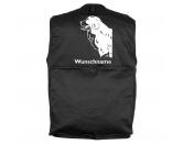 Leben & WohnenGarderoben & SchlüsselboardsBerner Sennenhund 3 - Hundesportweste mit Rückentasche MIL-TEC ®
