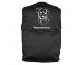 Für TiereHundemotiv - HandtücherChesapeake Bay Retriever 2 - Hundesportweste mit Rückentasche MIL-TEC ®